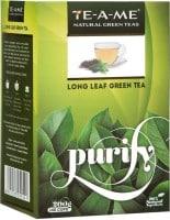 TE-A-ME Purity Long Leaf Green Tea (200GM)