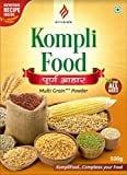 Kompli Food Purn Aahaar Multigrain Flour (500GM, Pack of 2)
