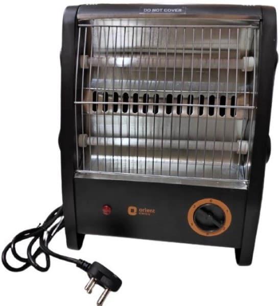 Orient QH800ASQ Quartz Room Heater (Black)