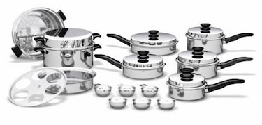 Amway Queen Cookware (Pack of 5)