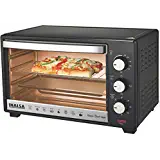 Inalsa Quick Chef 16BK 16 L Oven Toaster Grill (Black)