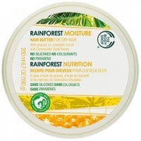 The Body Shop Rainforest Moisture Hair Butter (200ML)