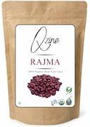 QZINE Rajma (Red, 3KG)