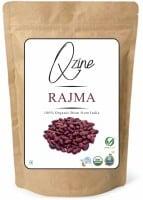 QZINE Rajma (Red, 5KG)