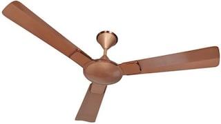 Qualx Ramy Intex Ceiling Fan (Gold)