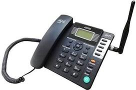 Akom Ranger A777 Corded Landline Phone (Black)