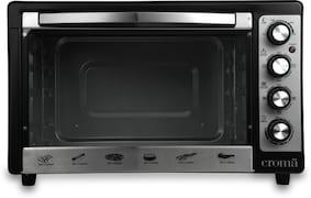 Croma RAO0063 48 L Oven Toaster Grill (Black)