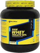 MuscleBlaze Raw Whey Isolate (Unflavoured, 1KG)