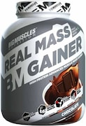 Bigmuscles Nutrition Real Mass Gainer (3KG)