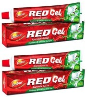 Dabur Red Gel Toothpaste (150GM, Pack of 2)