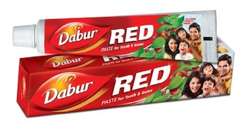 Dabur Red Paste For Teeth and Gums Toothpaste (200GM)
