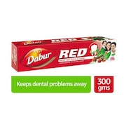 Dabur Red Paste For Teeth and Gums Toothpaste (300GM)