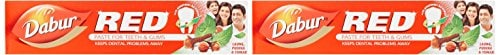 Dabur Red Toothpaste (100GM, Pack of 2)