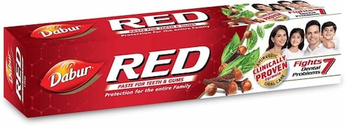 Dabur Red Toothpaste (100GM)