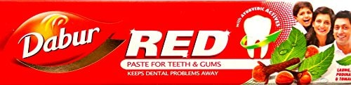 Dabur Red Toothpaste (100GM, Pack of 3)