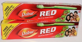 Dabur Red Toothpaste (213GM)