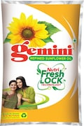 Gemini Refined Sunflower Oil (1LTR)
