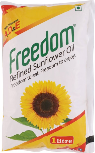Freedom Refined Sunflower Oil (1LTR)