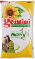 Gemini Refined Sunflower Oil (1LTR)