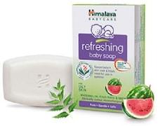Himalaya Refreshing Baby Soap (125GM, Pack of 5)