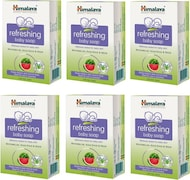Himalaya Refreshing Baby Soap (75GM, Pack of 6)