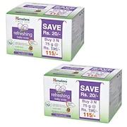 Himalaya Refreshing Baby Soap (75GM, Pack of 2)
