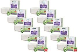 Himalaya Refreshing Baby Soap (125GM, Pack of 10)