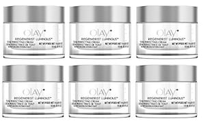 Olay Regenerist Luminous Tone Perfecting Cream (14GM, Pack of 6)