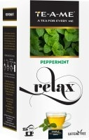 TE-A-ME Relex Peppermint Herbal Tea (50GM, 25 Pieces)