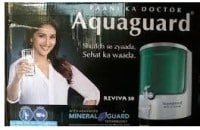 Aquaguard Reviva 8L RO+UV Water Purifier (Green & White)