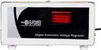 B-Power RF5H1329 Voltage Stabilizer (White)