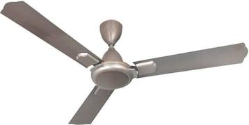Qualx Rio Silver Ceiling Fan (Silver)