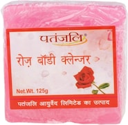 Patanjali Rose Body Cleanser (125GM)