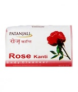 Patanjali Rose Body Cleanser (75GM, Pack of 4)