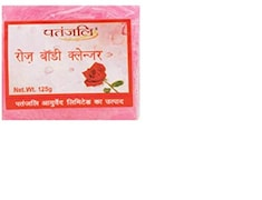 Patanjali Rose Body Cleanser (125GM, Pack of 2)