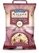 Daawat Rozana Mini Mogra Basmati Rice (5KG)