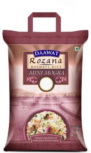 Daawat Rozana Mini Mogra Basmati Rice (10KG)