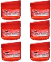 Park Avenue Rugged Hold Gel Hair Styler (100GM, Pack of 6)