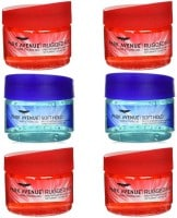 Park Avenue Rugged Hold Soft Hold Hair Styling Gel (100GM, Pack of 6)