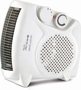 Bajaj RX10 Fan Room Heater (White)