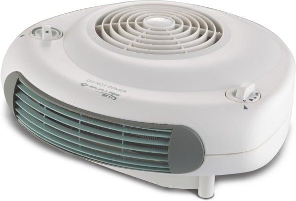Bajaj RX11 Fan Room Heater (White)