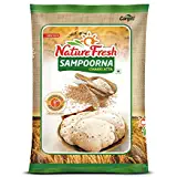 Nature Fresh Sampoorna Chakki Wheat Flour (5KG)