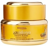Patanjali Saundarya Swarn Kanti Fairness Cream (15GM)