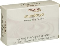 Patanjali Saundraya Cream Body Cleanser (75GM, Pack of 4)
