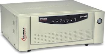 Microtek SEBz1000 Pure Sine Wave Inverter (Beige)
