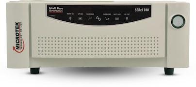 Microtek SEBz1100 Pure Sine Wave Inverter (Beige)