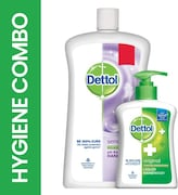 Dettol Sensitive Liquid Soap Jar (100ML, Pack of 2)