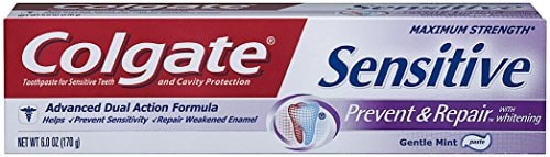 Colgate Sensitive Prevent And Repair Toothpaste (170GM)
