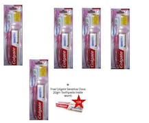 Colgate Sensitive Tooth Brush (20GM)