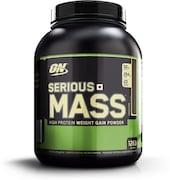 Optimum Nutrition Serious Mass Weight Gainer Powder (2.27KG)